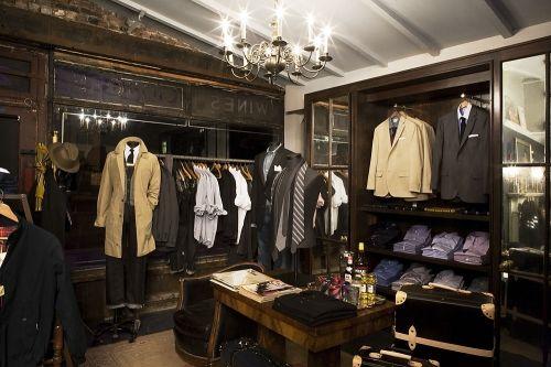 J Crew Store