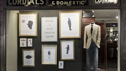 Spill it like a liquor store: J. Crew gets upmarket makeover