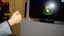 Give me a wave: Gesture-controlled television