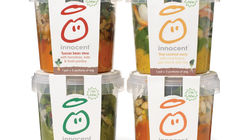 Good to go: Innocent introduces healthy fast food