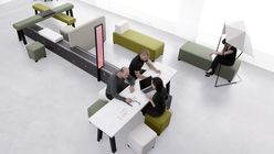 Steelcase re-invents the workplace