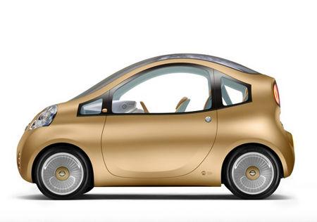 Nissan Nuvu City Car Concept