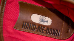 Hand-Me-Down