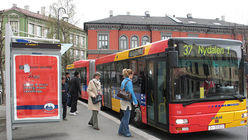 Waste not: Norwegian buses to run on sewage