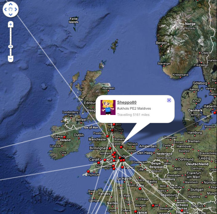 Lsn news roam free online map tracks world travel hospitalitylers ukholsmap by vodafone gumiabroncs Image collections