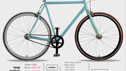 The wheels are in motion: Clothing retailer offers custom bikes