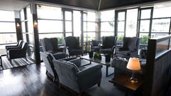 City sleeker: Gentlemen's den opens