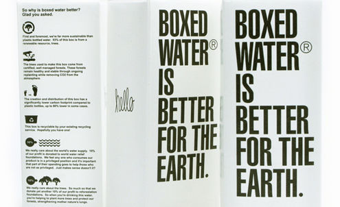 A growing consumer issue, sustainable Branding & Packaging is becoming an expectation
