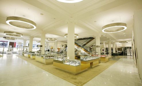 Chinese demand for luxury in London soars