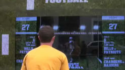 Game on: Interactive display windows play ball