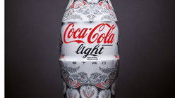 Soda style: Designers dress cola bottles for charity
