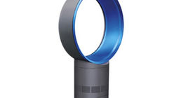In a spin: Dyson launches bladeless fan