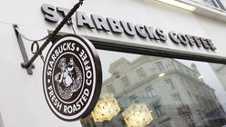 Bucking a trend: Starbucks launch unique shop in UK