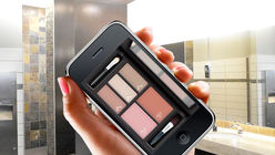 On their smartphones, beauty consumers click to make up