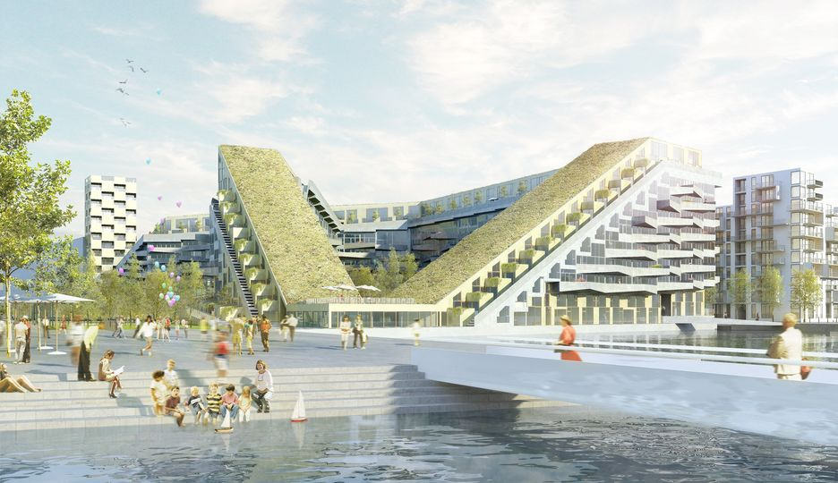 Lsn opinion bjarke ingels building a pragmatic utopia for Big bjarke ingels group