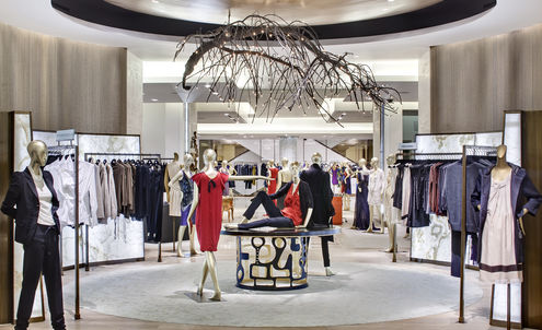 Intelligent inventories trim luxury store discounts