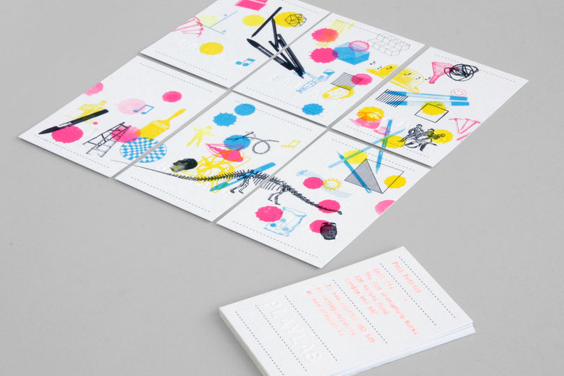 Stationary by Playlab in London