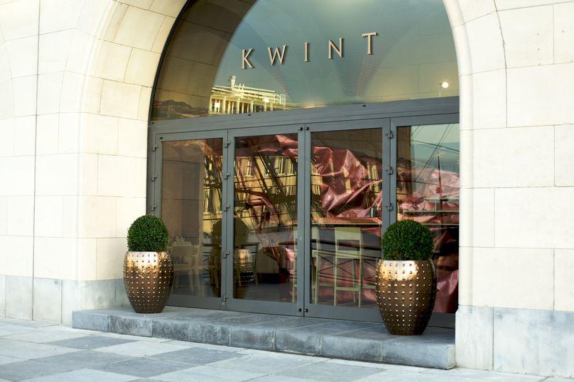 Kwint by Studio Arne Quinze, Brussels