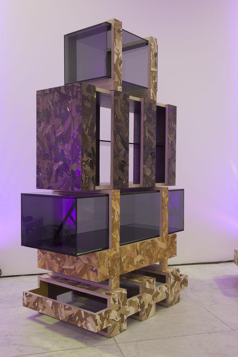 Bethan wood, Designers in Residence, Design Museum, UK