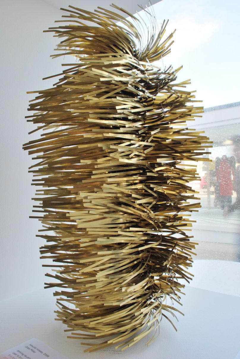 Farm Hirsutio Vase, Designers in Residence, Design Museum, UK