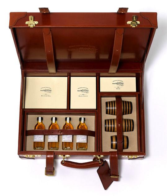 Balvenie Ambassador Case by Here Design, UK