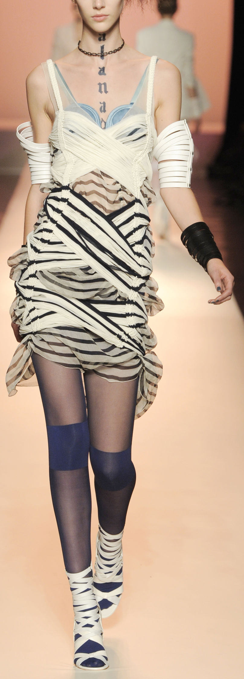 Jean Paul Gautier, Paris Fashion Week