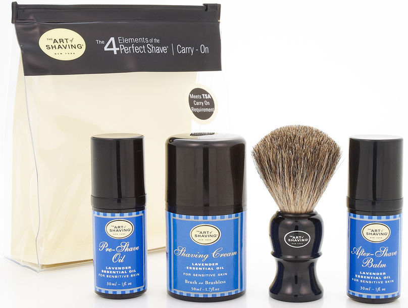 The Art of Shaving Travel Kit, 3floz.com