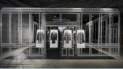 Gentleman's pop-up: Installation takes luxury on tour