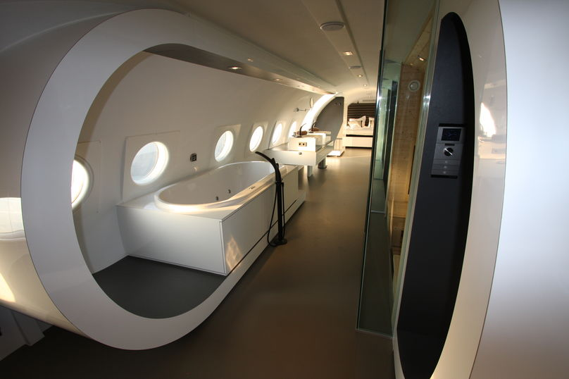 Hotel Suites, Tuege airport, The Netherlands