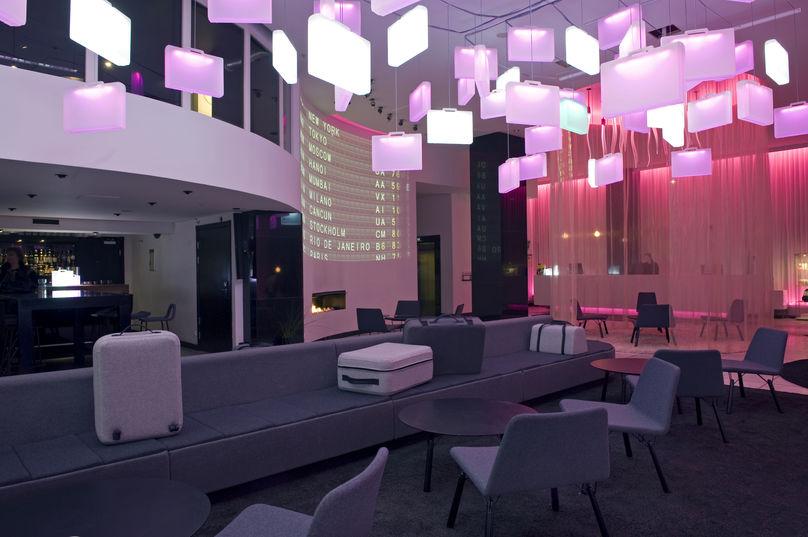 Nordic light hotel, Alexander Lervik, Stockholm