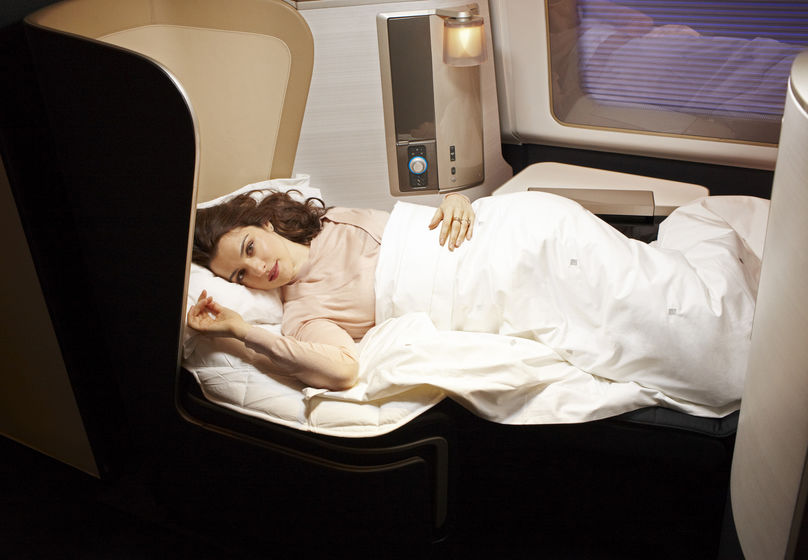 1st Class, British Airways, UK
