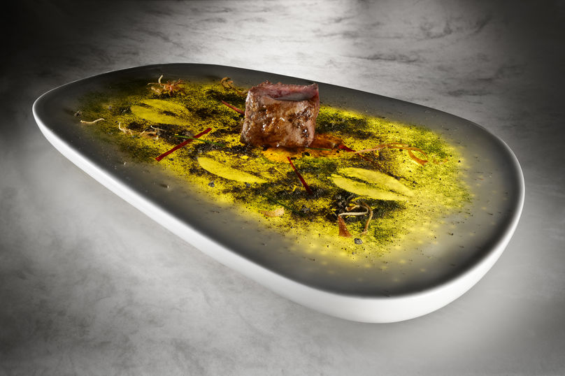 eding the Senses by Juan Mari Arzak for the Philips Design Food Probe project