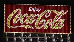 Coca-Cola rolls out digital billboards