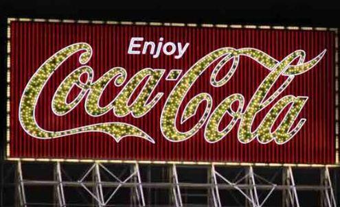 Coca-Cola rolls out digital billboards