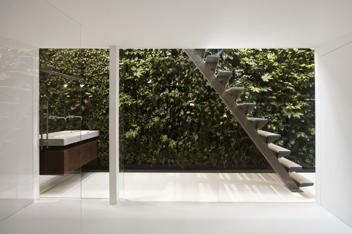 Vertical Garden by i29, Amsterdam
