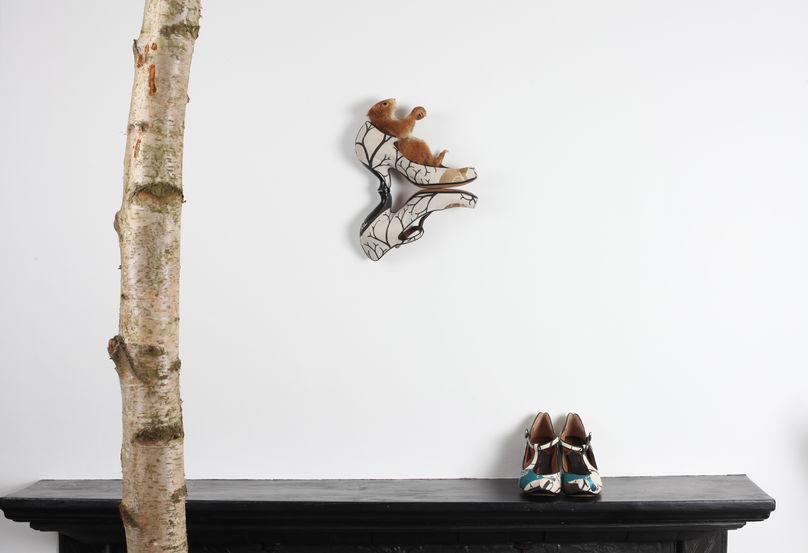 Tracy Neuls, Nina Saunders and Sanderson collaboration