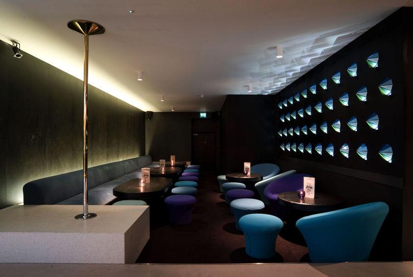 Circus Bar by Tom Dixon, London