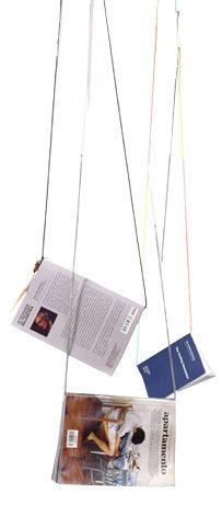 Book hangers by ffiXXed, Berlin