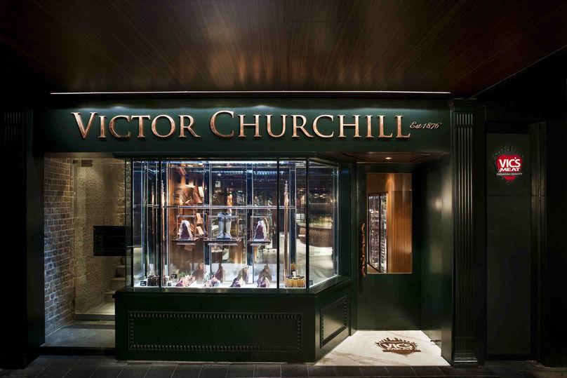 Victor Churchill by Dreamtime Australia Design, Sydney