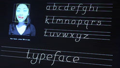 Type face: Fonts reflect facial expressions