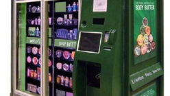 Makeup on the go: Consumers touch up from vending machines