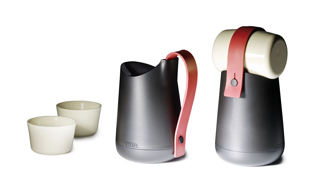 Lsn News Coffee Culture A Coffee Pot Concept For Two