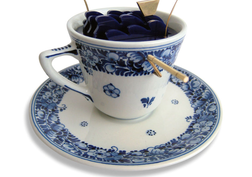 Storm in a Tea Cup, John Lumbus, Laikingland, Salone Del Mobile Milan