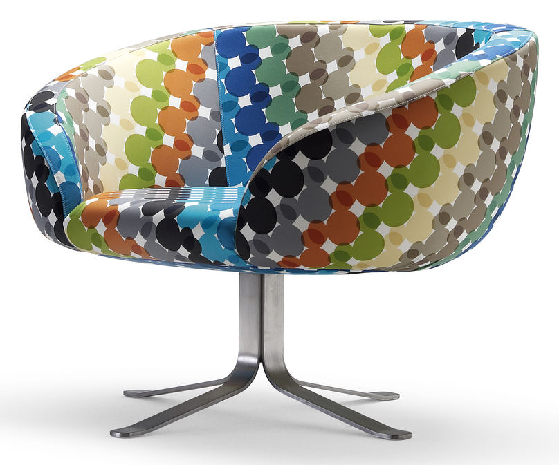 Multicolor rive droite WDS limited edition by P.Norguet for Cappellini