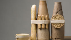 Well bread: New earthenware collection is made from flour