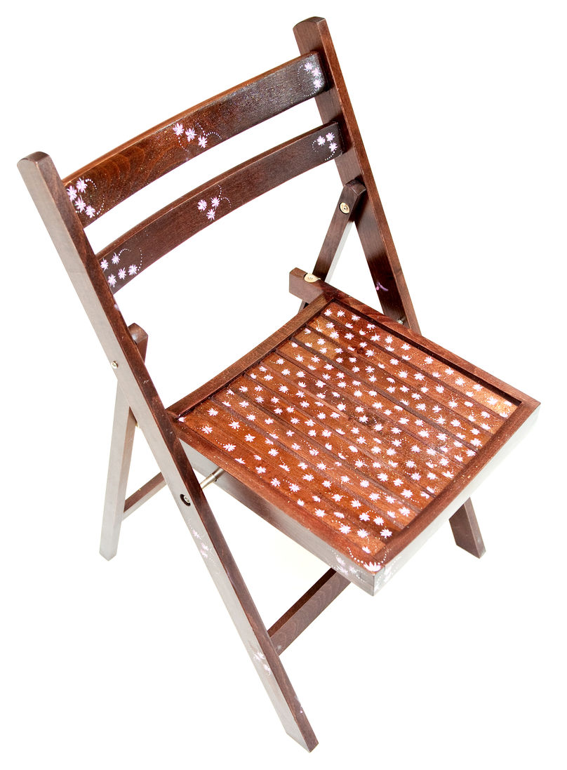 Manicured chair by Marian Bantjes, Saved by droog, Milanjpg