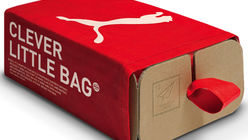 Out of the box: Puma brings a lighter step to shoe Branding & Packaging