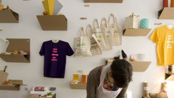 All you need is love: DesignMarketo creates pop-up with a little help from their friends