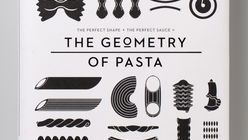 Pasta time away: New cookbook is black, white and read all over