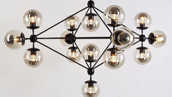 Homegrown: US designers create avant-garde lighting range